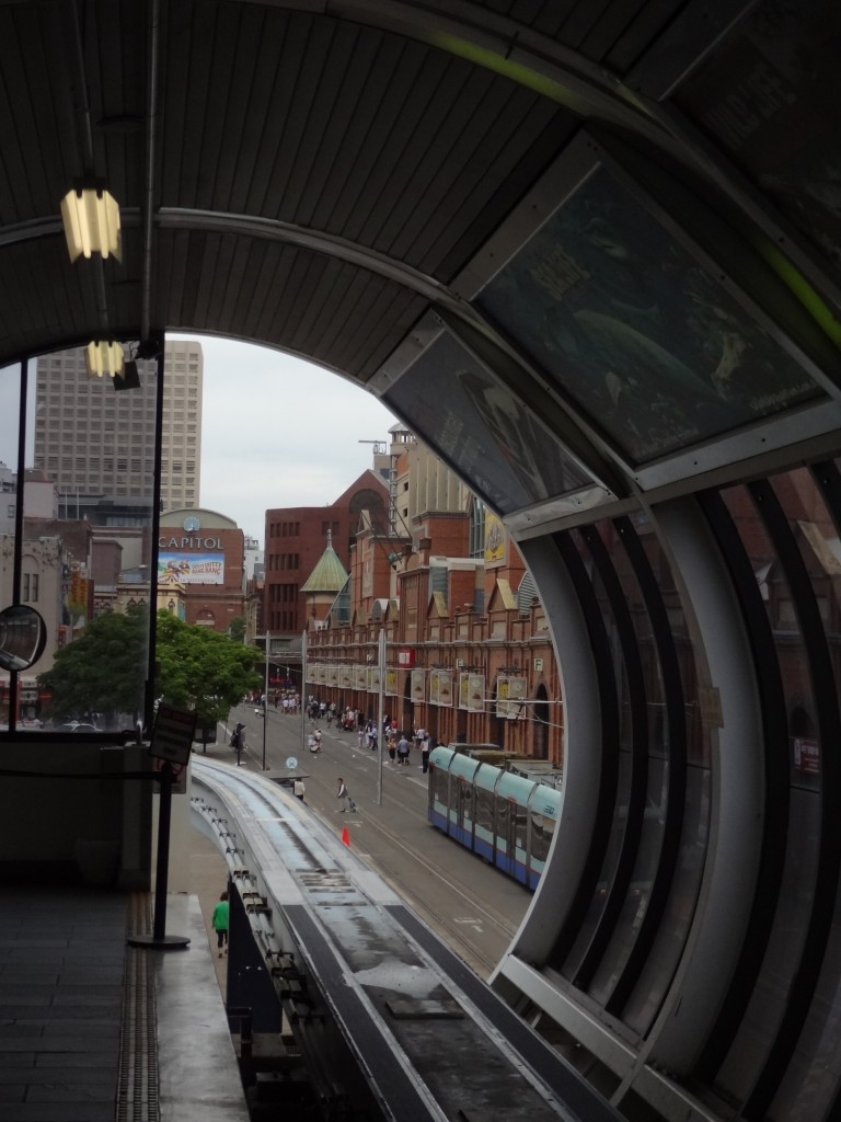 Australia Sydney Tram
