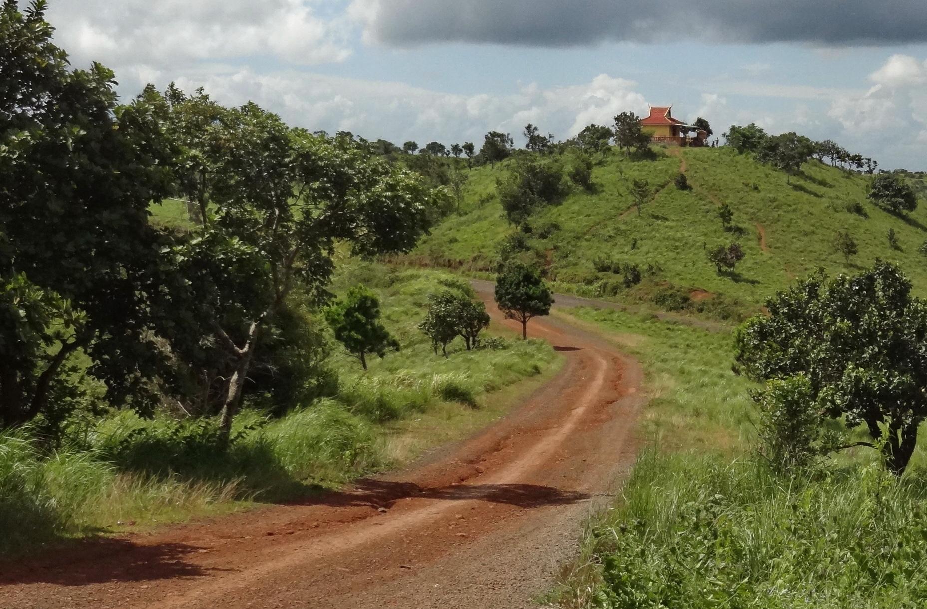 Cambodia Mondulkiri Landscape