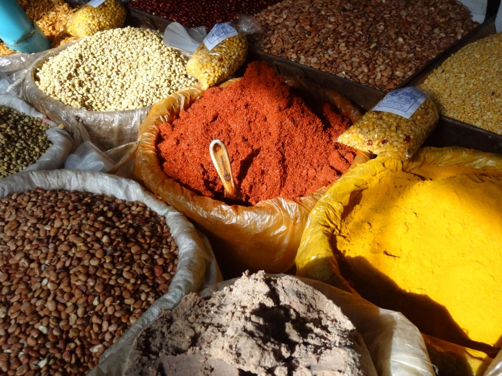 Myanmar Spices