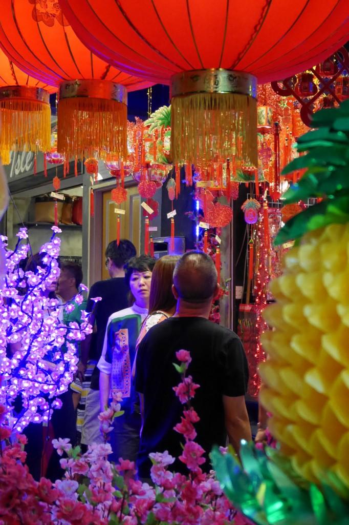 Singapore Chinatown Deco
