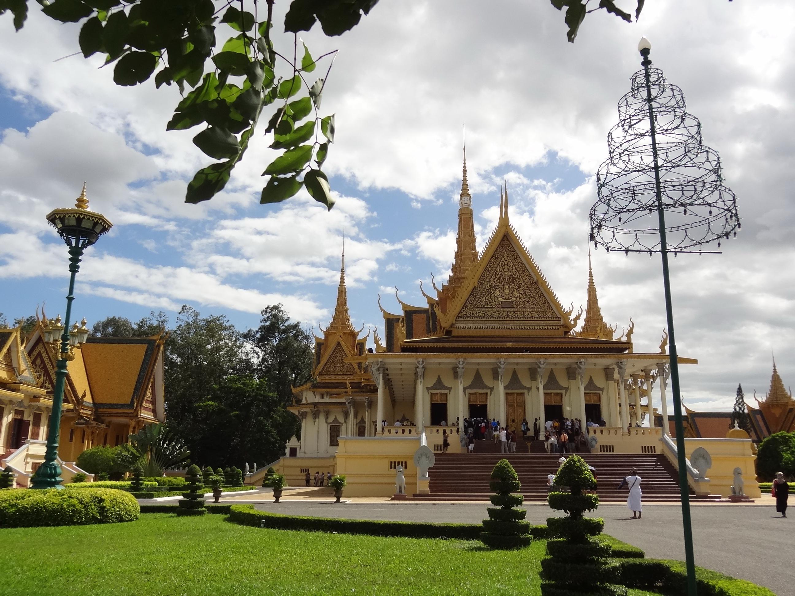 Cambodia Palace