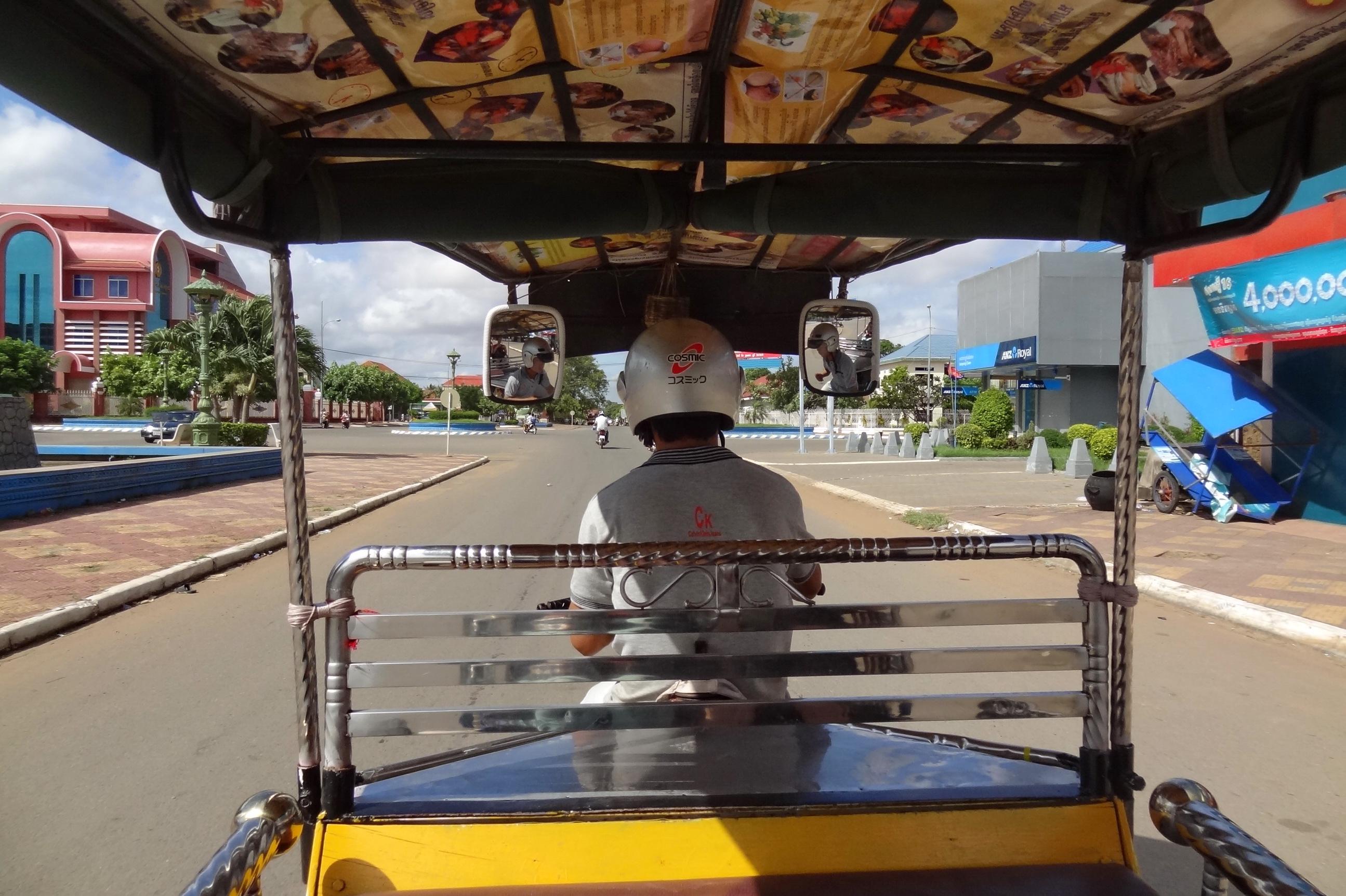 Cambodia Tuk Tuk
