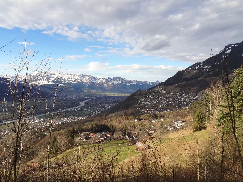 Liechtenstein Triesenberg