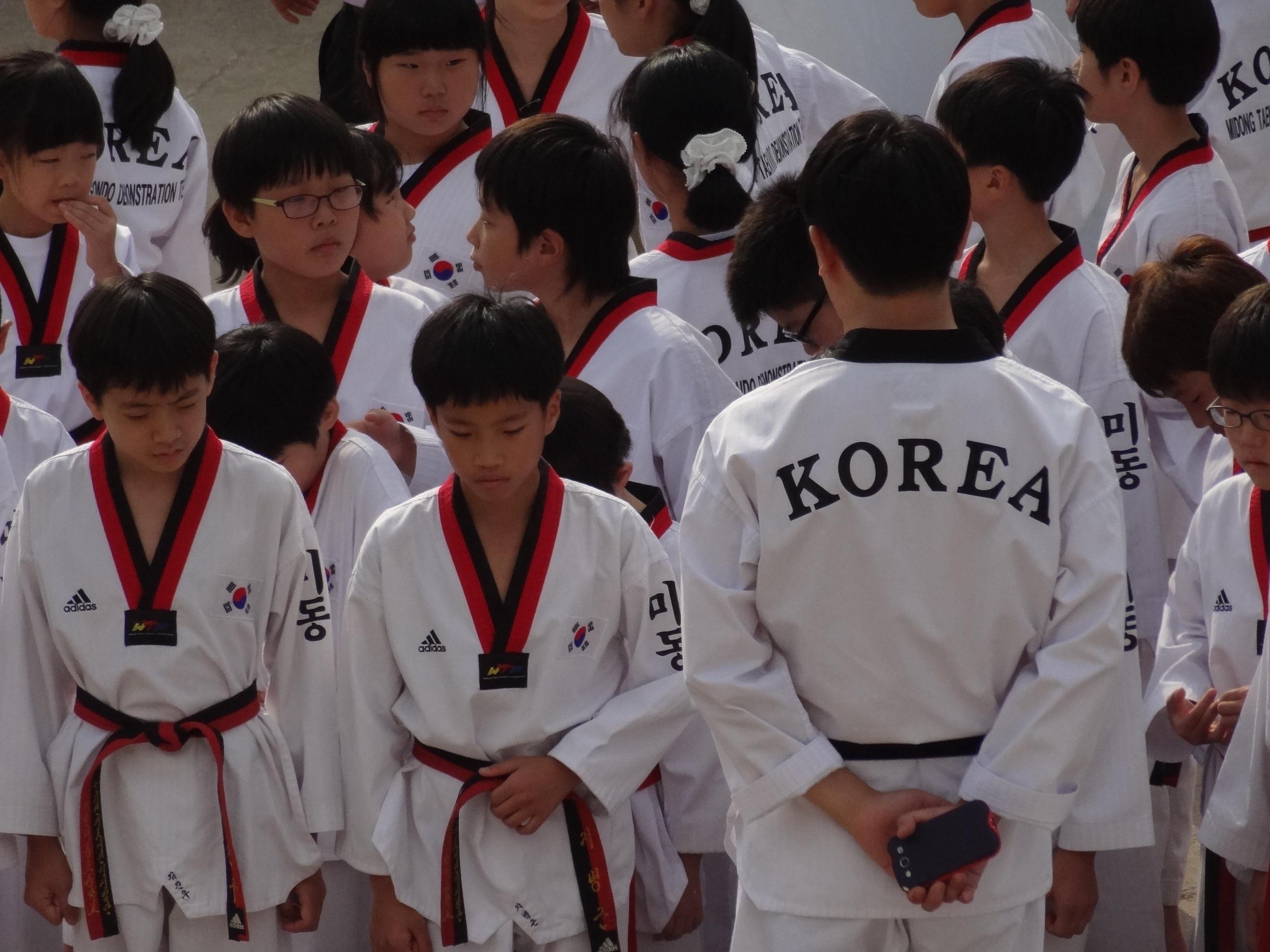 Seoul Taekwando