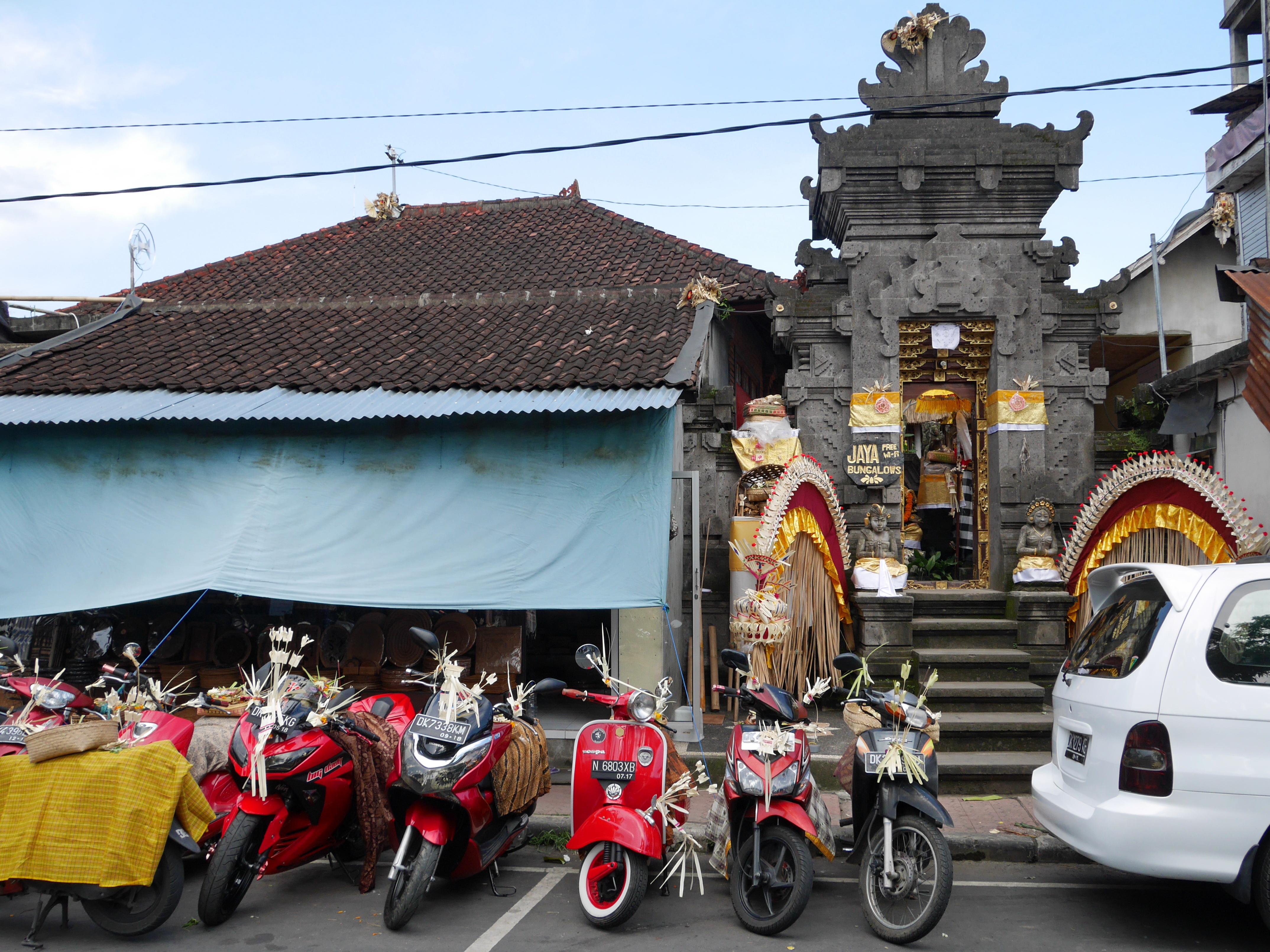 Bali Ubud Street