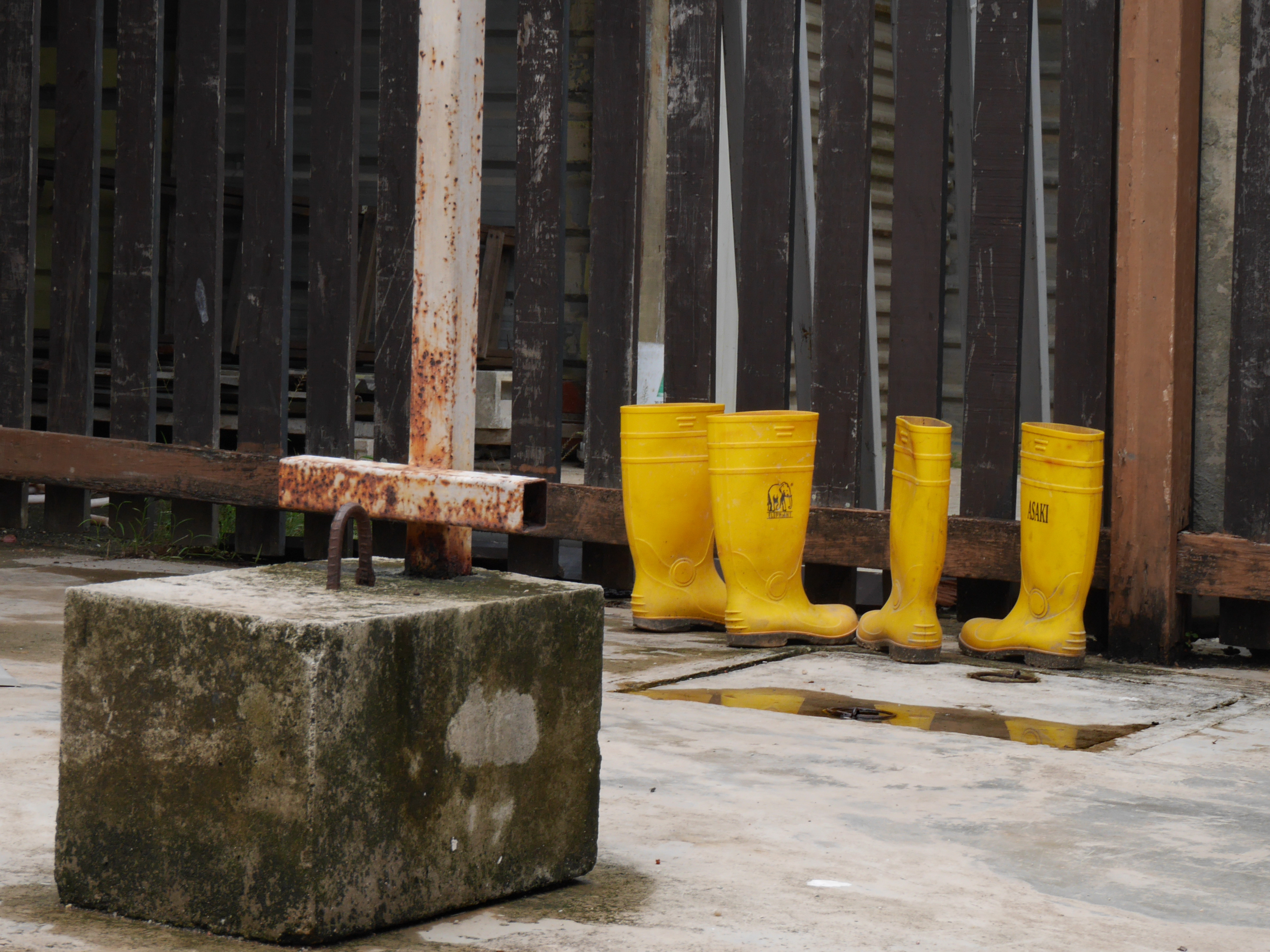 Singapore Buangkok Boots