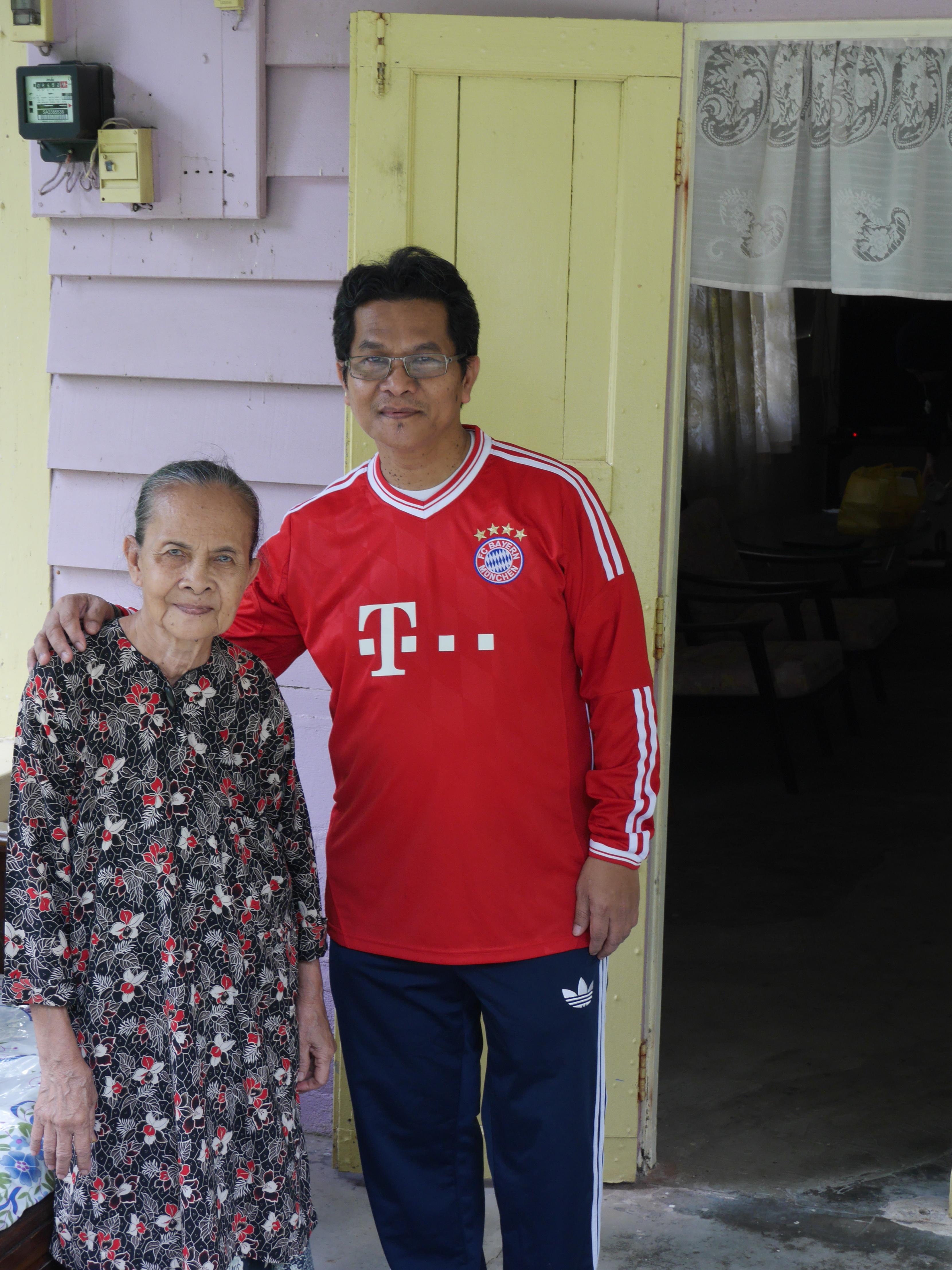 Singapore Buangkok Residents