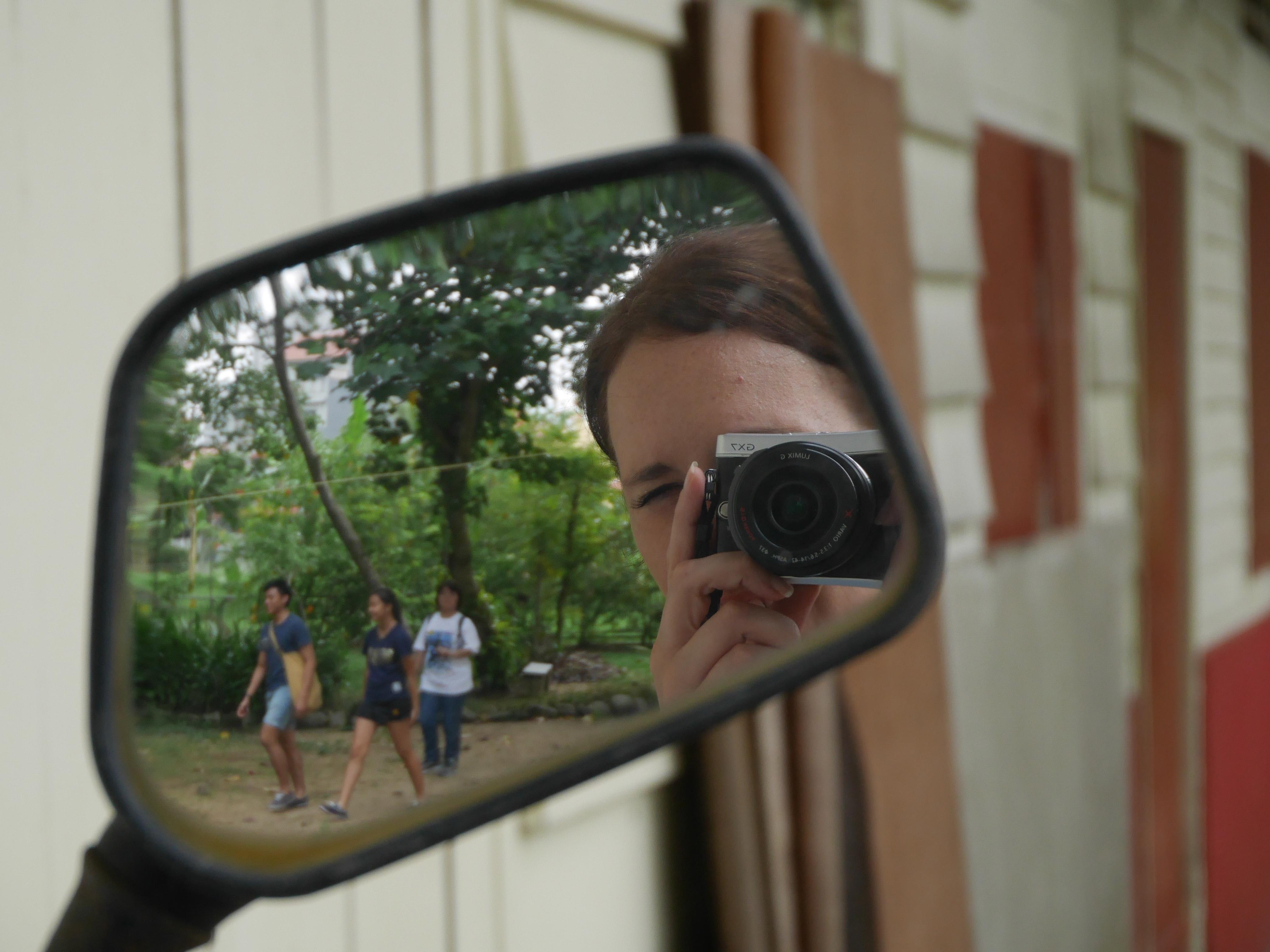 Singapore Buangkok Self-Portrait