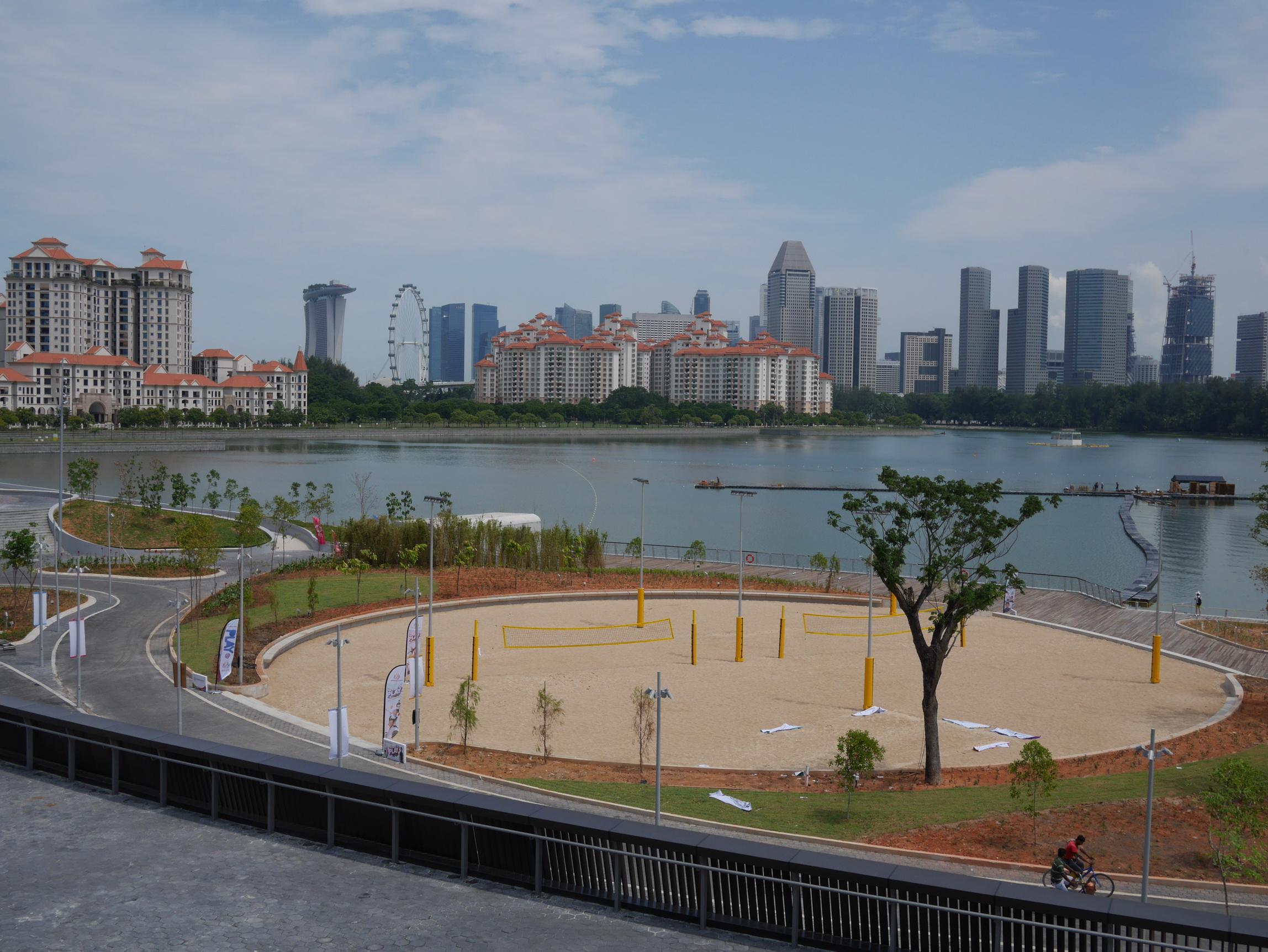 Singapore Sports Hub View_resize