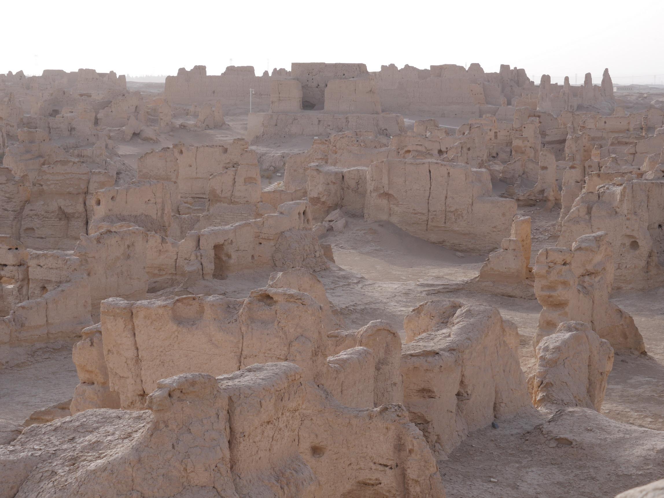 Xinjiang Jiaohe Ruins_resize