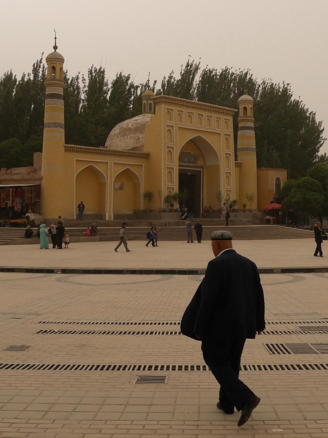 Xinjiang Kashgar Mosque_resize