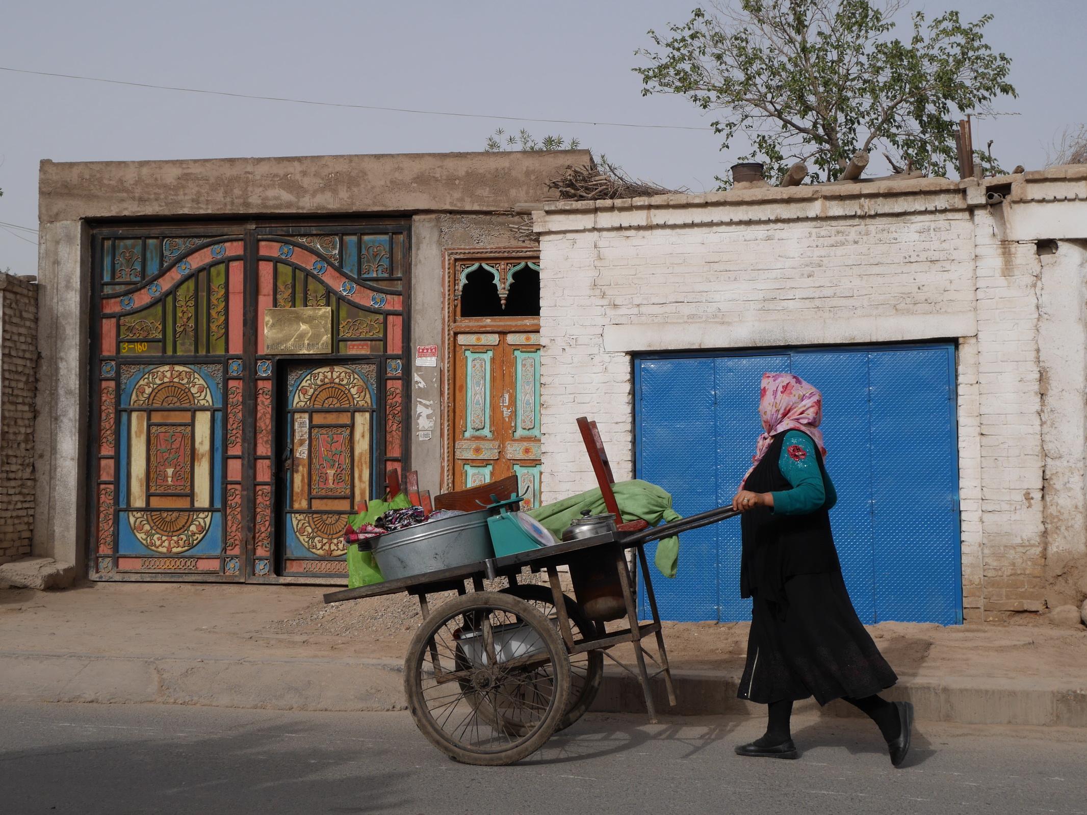 Xinjiang Street_resize