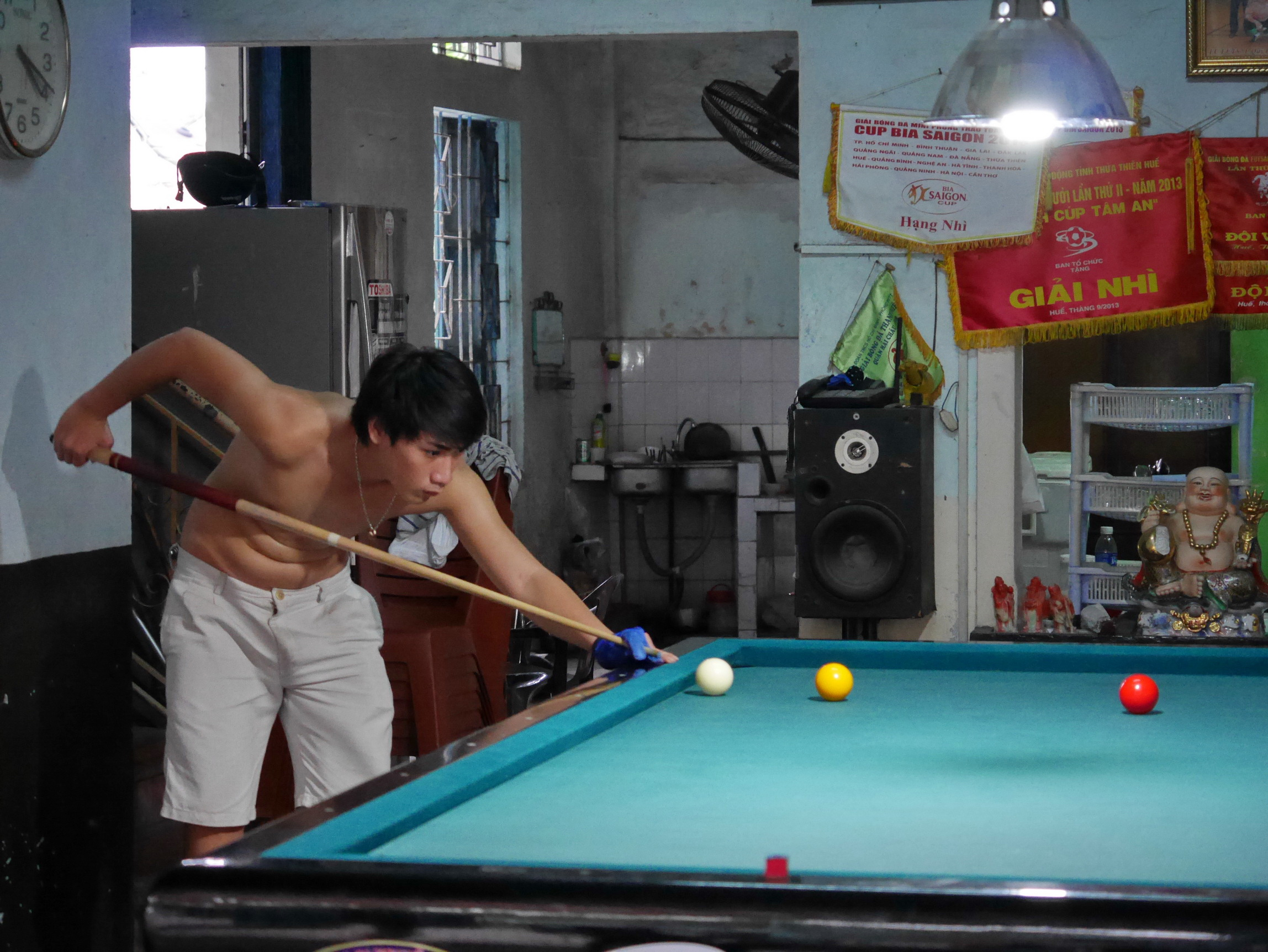 Vietnam Billiard