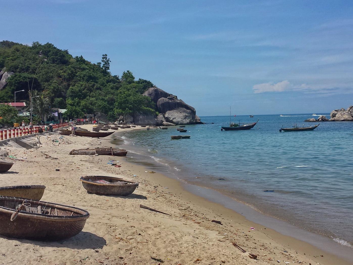 Vietnam Cham Island