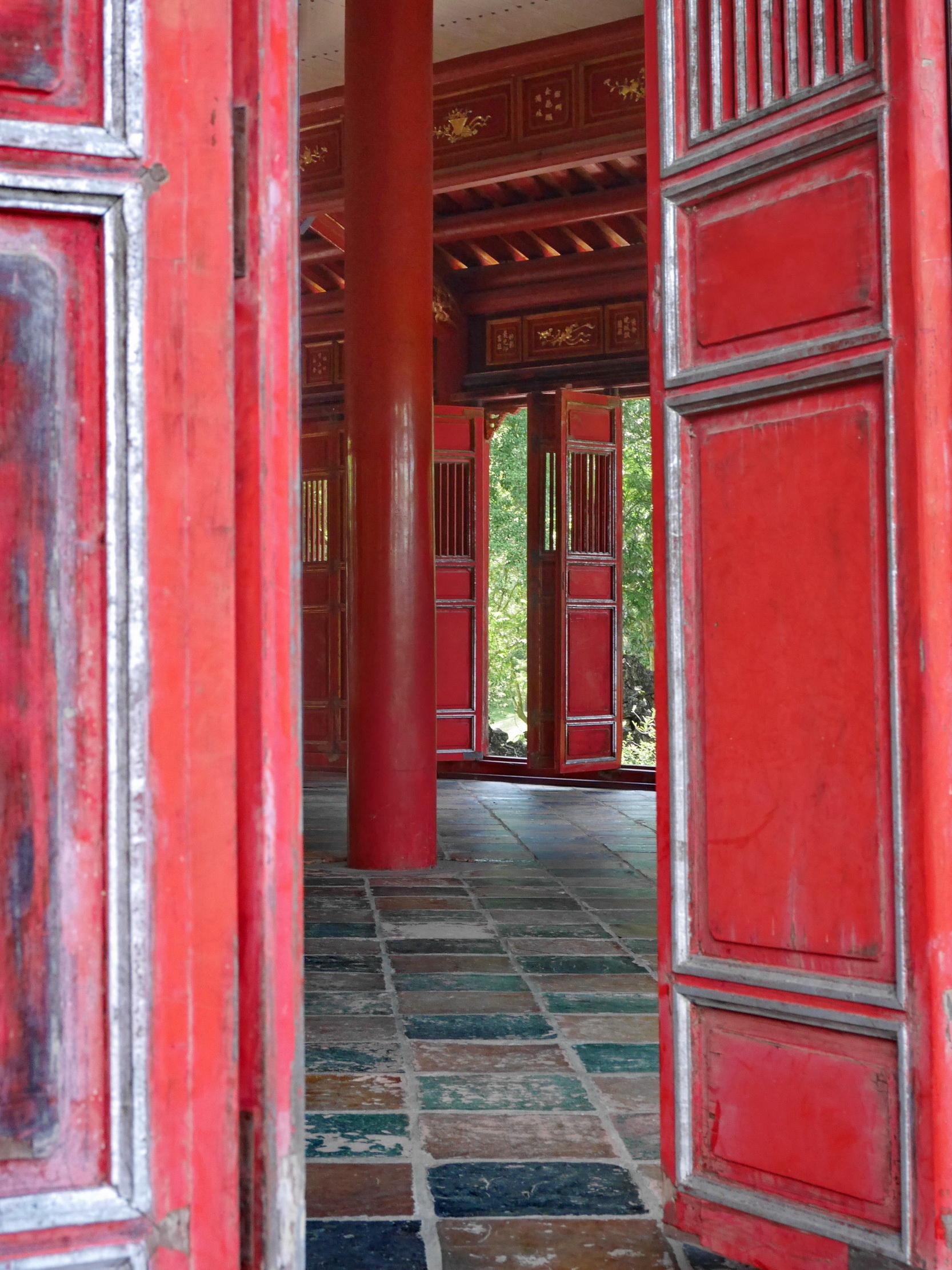 Vietnam Doors