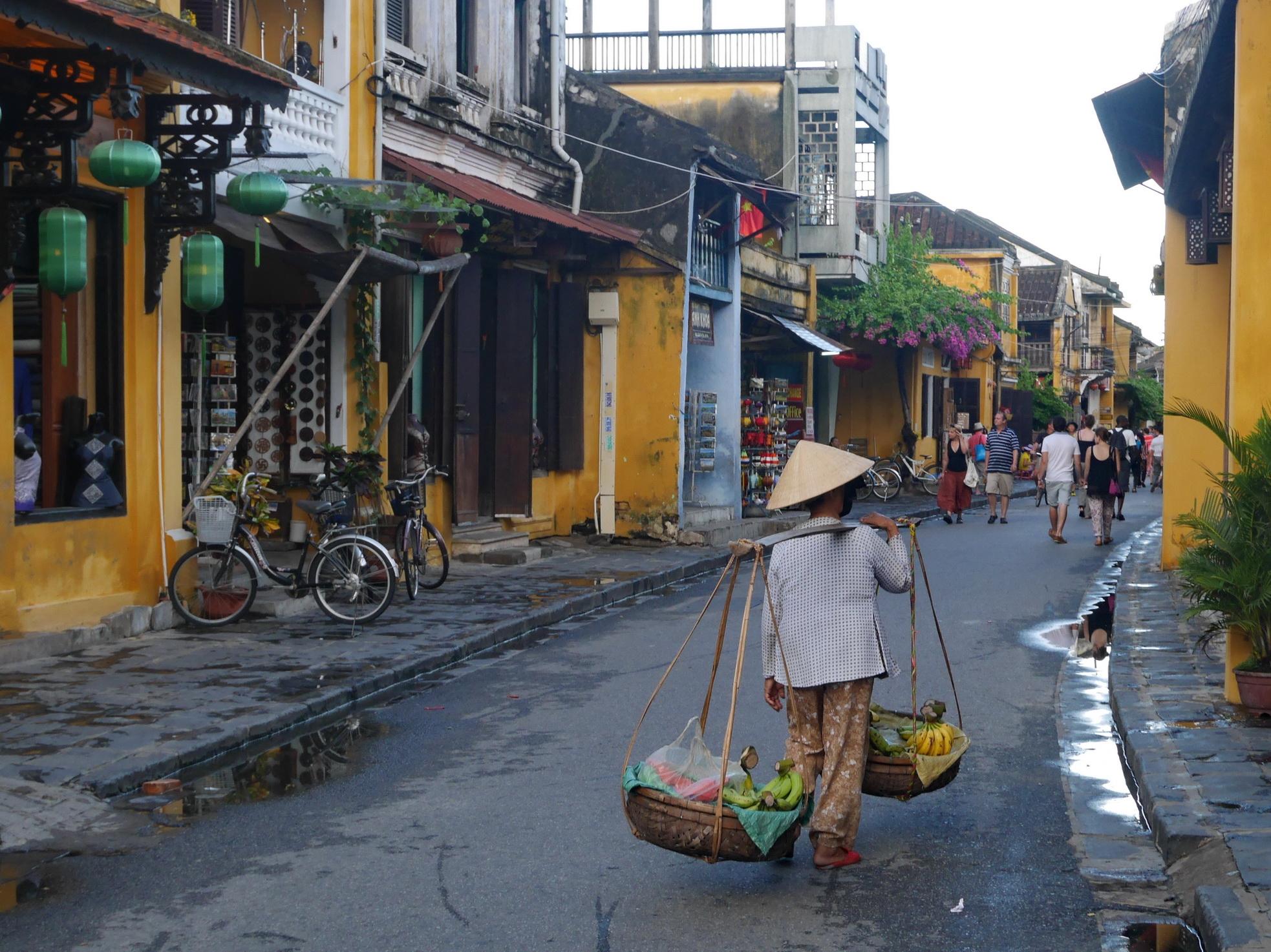 Vietnam Hoi An Sreet Life