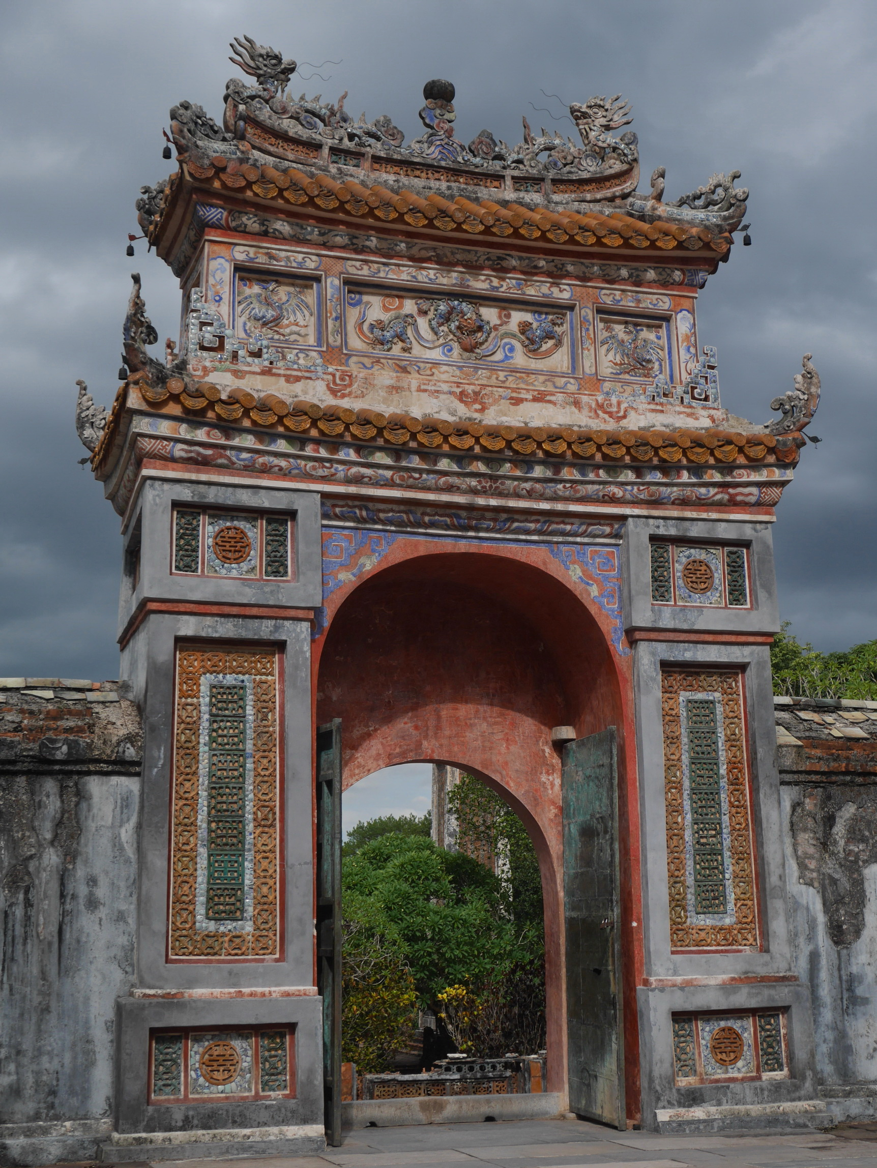 Vietnam Royal Tombs